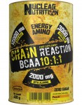 Nuclear Nutrition Chain Reaction BCAA 10:1:1 400g