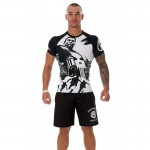 Poundout Rashguard Marvel Punisher