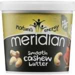 Meridian Cashew Butter Smooth 1kg