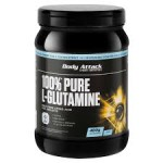 Body Attack 100% Pure L-Glutamin 400g