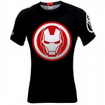 Poundout Rashguard Marvel Iron Man