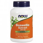 Now Foods Boswellia Extract 250mg 120 vcaps.