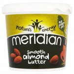 Meridian Almond Butter Smooth 1kg