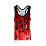 Poundout Tank Top Blood & Guts Dry Expert