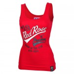 Premium Women's Tank Top Red