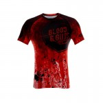 Poundout Rashguard Blood & Guts Sub-skin