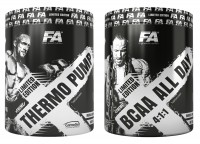 FA XTREME BCAA All Day 4:1:1 350g + FA Xtreme Thermo Pump 300g