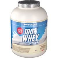 Body Attack 100% Whey Protein 2300g