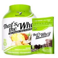 Sport Definition That's The Whey 2270g + 700G GRATIS !