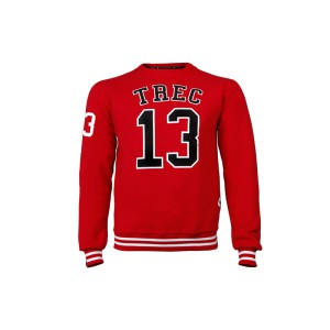 Trec Wear Sweatshirt 009 Red