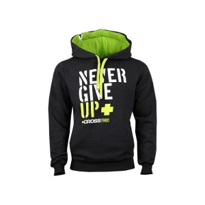 Trec Wear Hoodie 033 Never Give Up